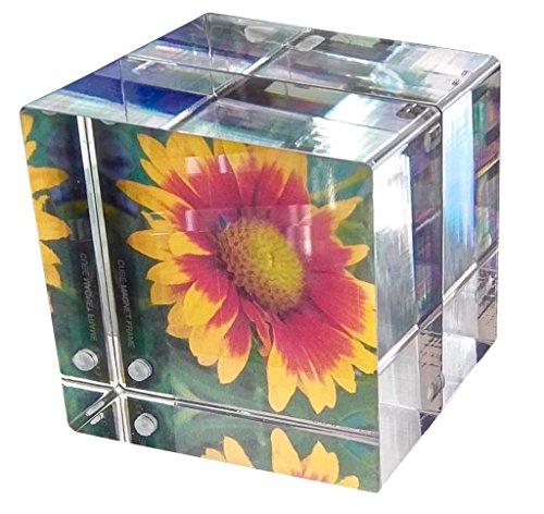 Canetti Original Magnet Frame Cube Acrylic Lucite Frame 3