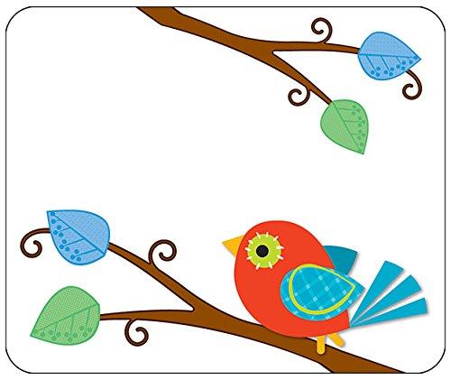 Carson Dellosa Boho Birds Name Tags (150022) ()