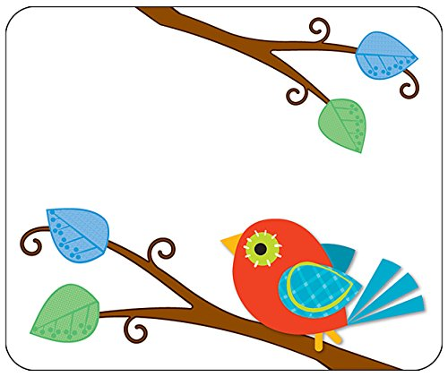Adhesive Self Carson (Carson Dellosa Boho Birds Name Tags (150022))