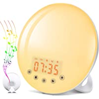 Solmore Wake-Up Light Alarm Clock