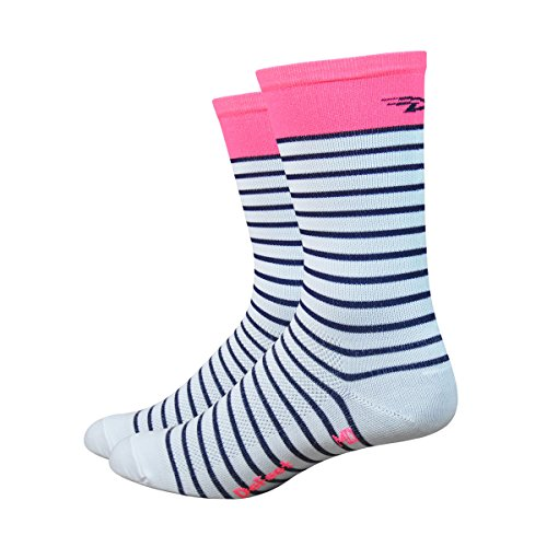 DeFeet AirEator 6in Sailor Cycling/Running Socks - AIRTS