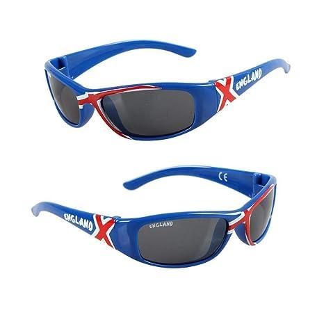 Sxuefang - Gafas de Sol para niños, diseño de Palabras de ...