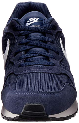 Navy wolf Uomo Scarpe Nikemd Da Corsa Blu Grey 2 Runner white midnight EXqvwqr48x