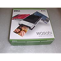 New Dell Wasabi PZ310 Mobile Thermal Color Printer Black No ink Needed Inkjet