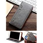 Perkie Luxury Flipper Faux Leather Wallet Flip Case Kick Stand Magnetic Closure Flip Cover for Samsung Galaxy S21 Ultra…