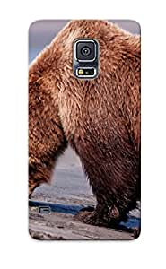 Storydnrmue SnGQIX-892-Kowap Case Cover Skin For Galaxy S5 (Animal Bear)/ Nice Case With Appearance