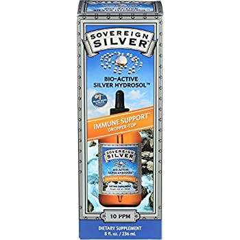 Amazon Com Sovereign Silver Bioactive Silver Hydrosol 10