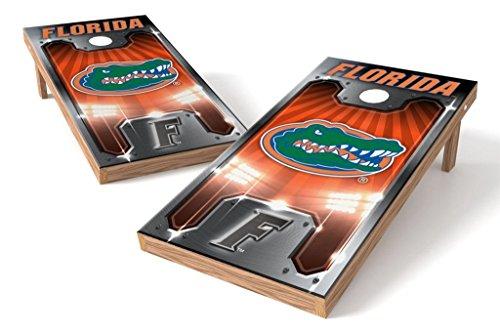 - PROLINE NCAA College 2' x 4' Florida Gators Cornhole Board Set - Plate