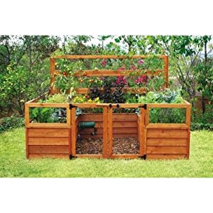Raised-Bed Gardening System