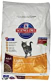 Hill's Science Diet Adult Light Dry Cat Food, 17.5-Pound Bag