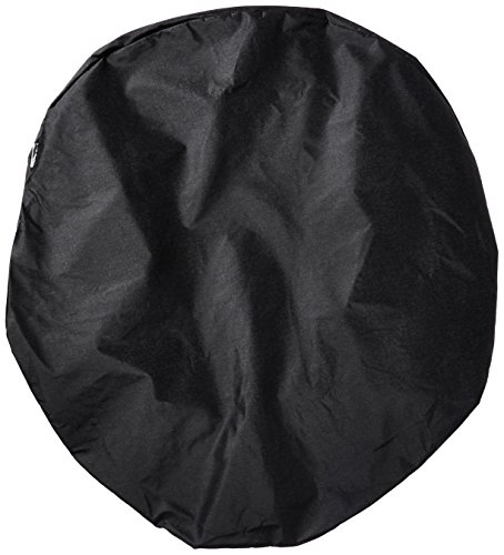 - RAMPAGE PRODUCTS 773215 Universal Large Spare Tire Cover, 30-32 Inch Tire, Black Denim