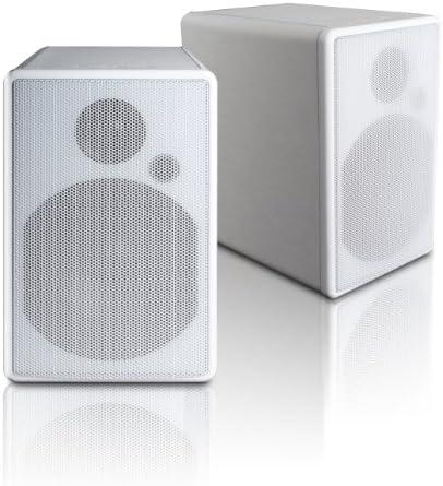 Blue Aura WS80i Wireless Active Loudspeakers Pair, White