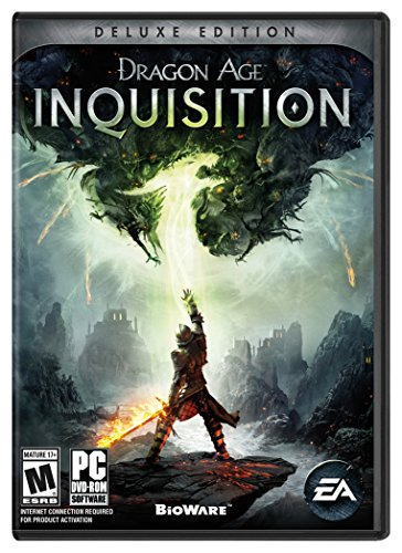 Dragon Age Inquisition - Deluxe Edition - PC (Dragon Software For Pc)