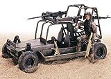 Elite Force BBI 1:18 scale USMC Desert Patrol Buggy with Figure