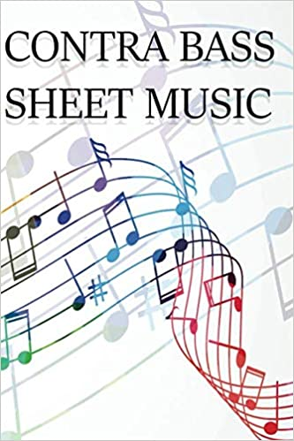 Contra Bass Sheet Music Sheet Music Book Michael B Mchugh