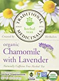 Traditional Medicinals Tea Chamomile Lvndr Or