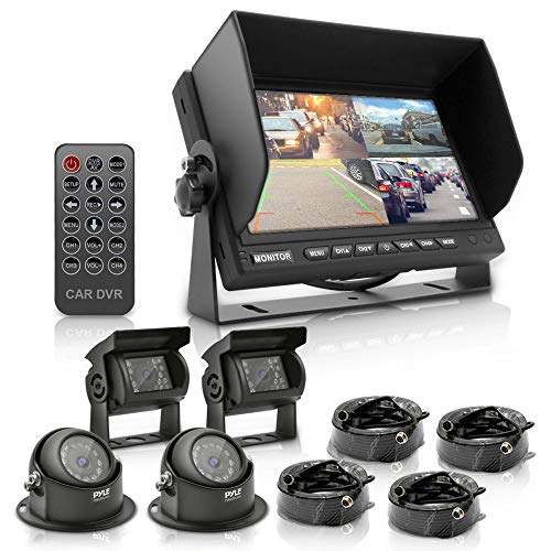 - Multi-Camera Monitor Video System Kit - 7