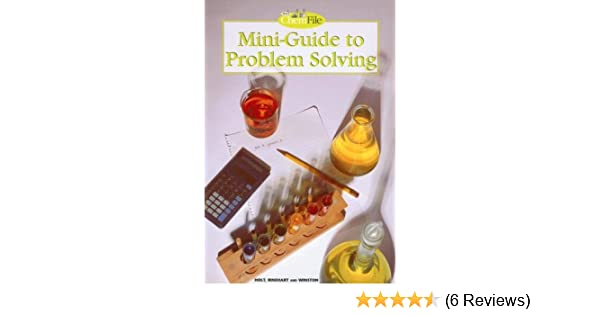 amazon com holt chemistry file mini guide to problem solving rh amazon com Holt Chemistry Study Guide Holt Chemistry Worksheet Answers