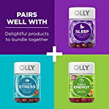 OLLY Sleep Melatonin Gummy, All Natural Flavor and