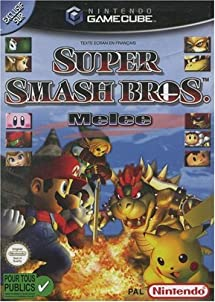 Super Smash Bros  Melee: Video Games - Amazon com