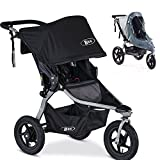 BOB Rambler Jogging Stroller & Weather Shield Set For Sale