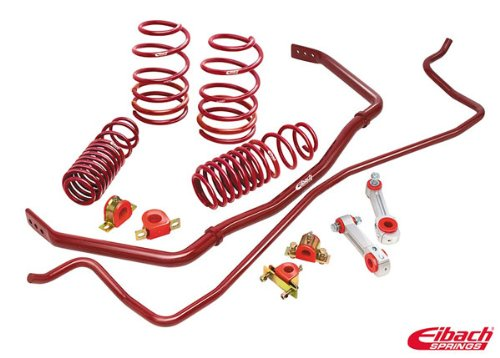 Eibach 4.12835.880 Suspension Sport-Plus Kit for Ford Shelby GT500 5.4L V8 Supercharged