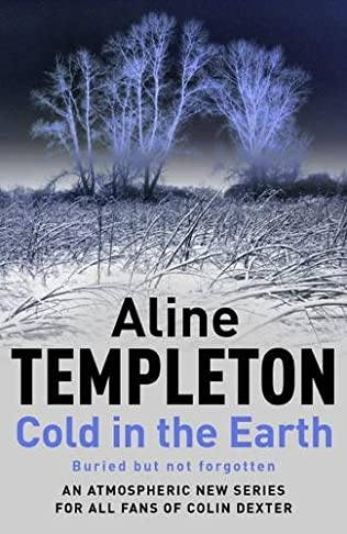 book cover of Cold in the Earth