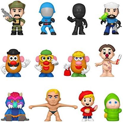 Funko- Mystery Mini: Retro Toys-Hasbro (Styles Vary) G.I. Joe Figura Coleccionable, Multicolor (51306): Amazon.es: Juguetes y juegos