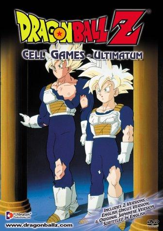 Dragon Ball Z - Cell Games - Ultimatum - Dragon Ball Z Cell Games