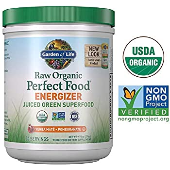 Amazon.com: Garden of Life Raw Organic Perfect Food ...
