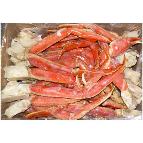 Snow Crab (Trident Seafoods Bairdi Snow Crab Legs and Claws, Single Cut, 10 Pound -- 1 each.)