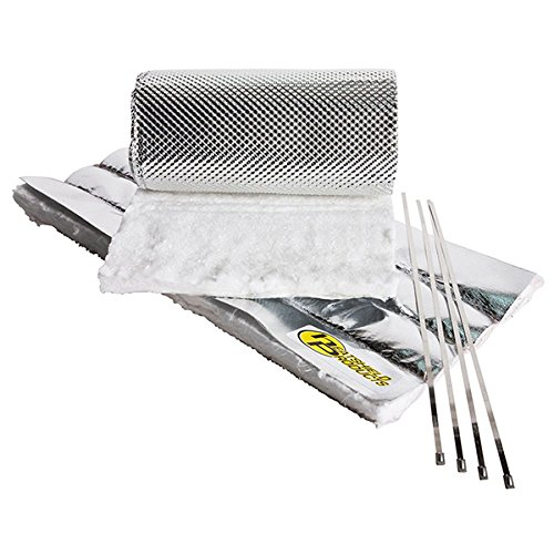 3' Downpipe (Heatshield Products 300002 HP Turbo Kit 1/2