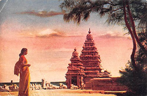 - Shore Temple at Mahabalipuram Ireland Postcard