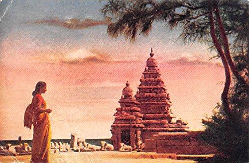 - Shore Temple at Mahabalipuram Ireland Postcard