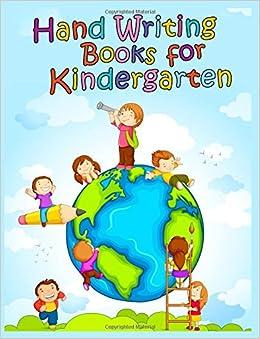 Buy Hand Writing Books for Kindergarten Journal Book Online