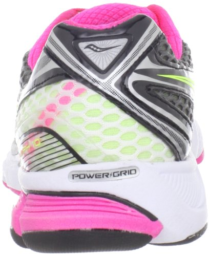 Running Shoe Triumph Pink Womens 11 Saucony Citron Grey ftx7Bg
