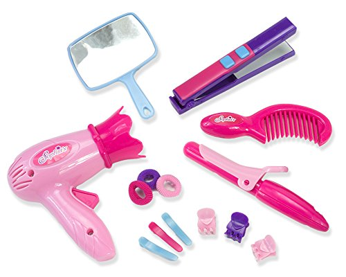 Sophia's Hair Care Set for Doll (14 Piece) (Hair Brush For Girls Set compare prices)
