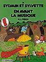 Sylvain et Sylvette, tome 16 : En avant la musique par Pesch