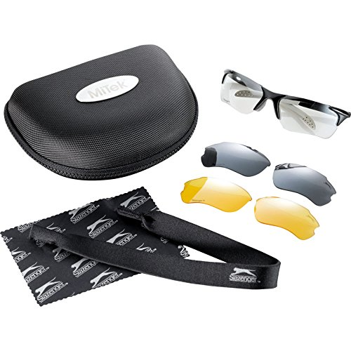 Slazenger Multi-Lens Sport Sunglasses - 24 Quantity – PROMOTIONAL PRODUCT / CUSTOM BRANDED with YOUR LOGO / - Sunglasses Custom Bulk