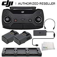 DJI OEM Essentials Accessory Bundle for DJI Spark Portable Mini Drone Quadcopter