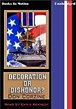Decoration or Dishonor