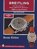 Breitling Timepieces, Benno Richter, 0887408648