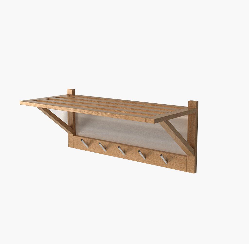HCJZWJJJCRNJSB - Estantería de madera minimalista moderna ...