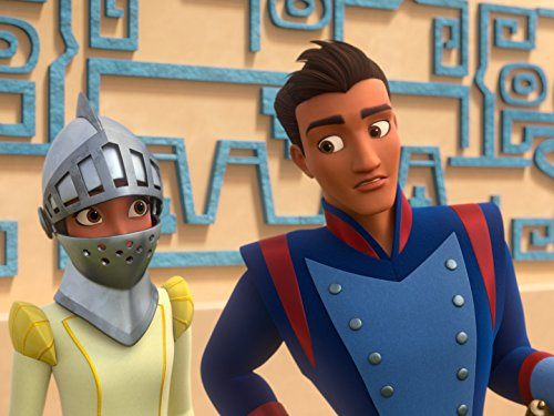 Price comparison product image The Princess Knight