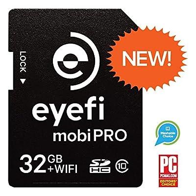 Eyefi Mobi Pro 32GB WiFi SDHC CARD + 1 year Eyefi Cloud