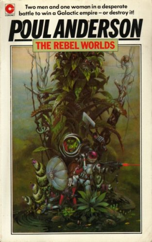 book cover of The Rebel Worlds