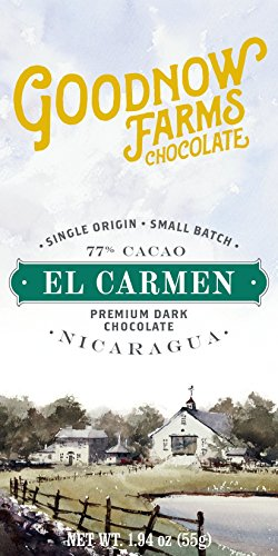 El Carmen 77% Dark Chocolate made in New England