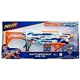 first nerf gun - Nerf N-Strike Elite BattleScout ICS-10 BattleCamo