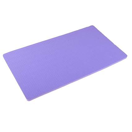 Sharplace 1 Pieza de Alfombra para Yoga y Fitness Hecho de ...