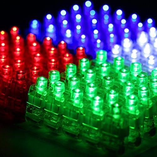 Part Shop Glow Tail Lights: Etekcity Finger Lights Bright LED Party Favors Party